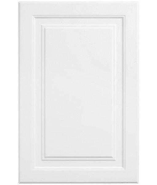 lackerad exklusiv varö vit kökslucka